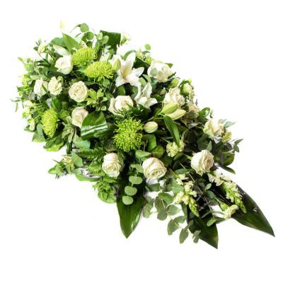 White and Green Double Ended Spray